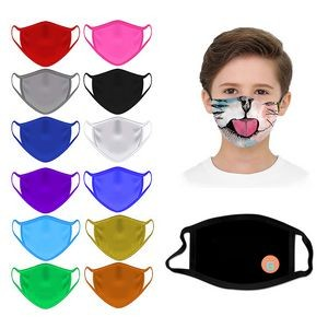 Washable and Reusable Cloth Face Mask for Kids